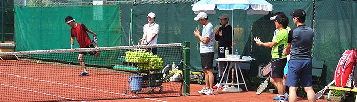 ATKテニススクール狛江校